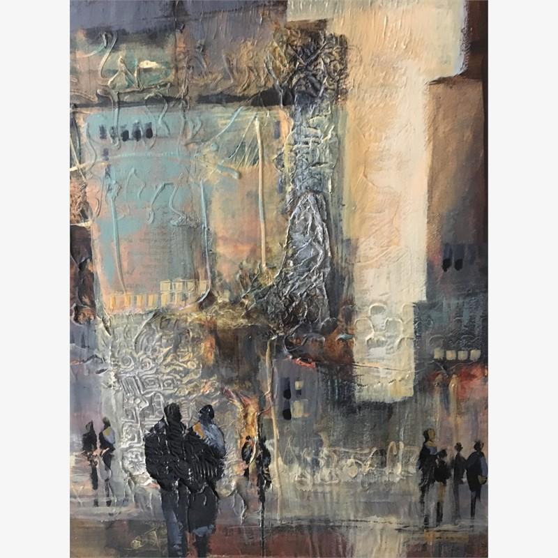 City Reflections - Dusk