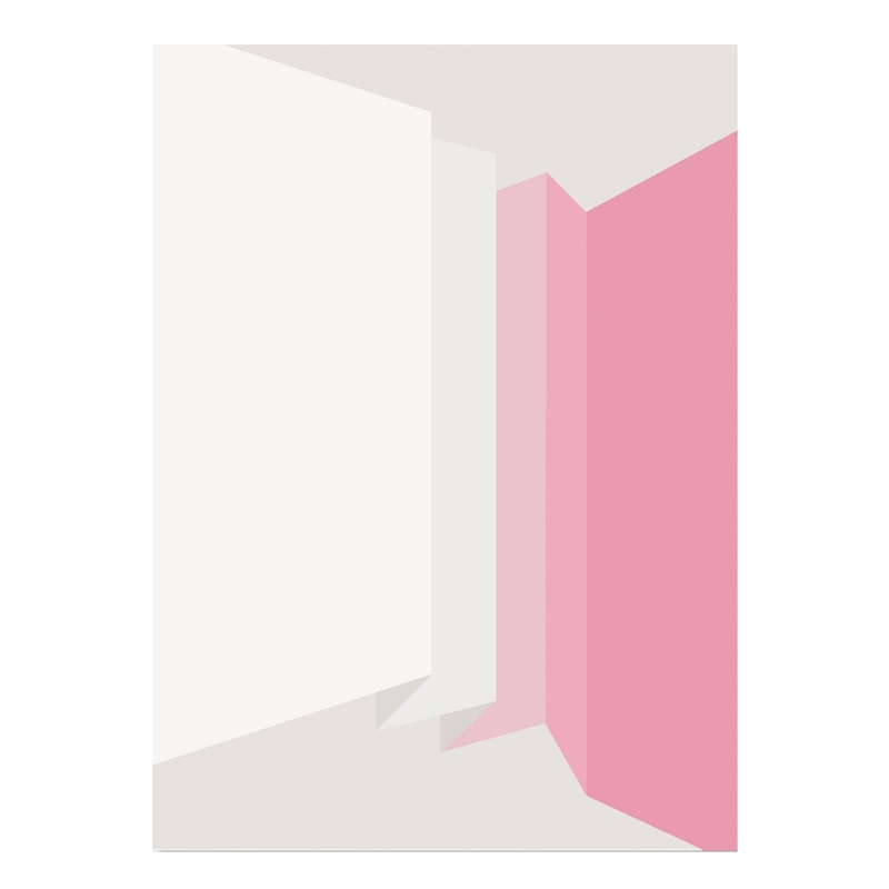 Rosa #1 by Giorgio Pasqualetti
