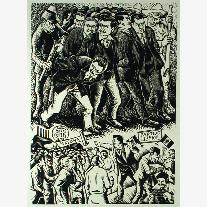 Persecución del Partido Liberal por el Regimen Porfiriano, 1960