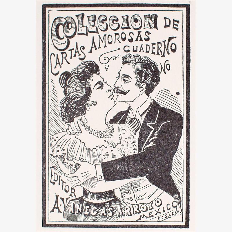 Coleccion de Cartas Amorosas, ca. 1900