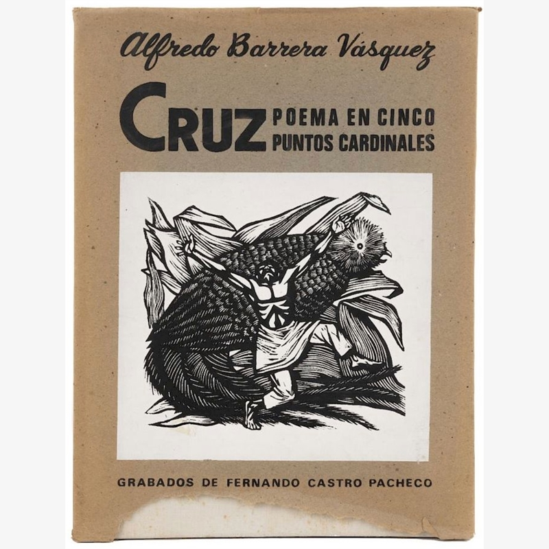 Cruz Poema en Cinco Puntos Cardinales, 1976