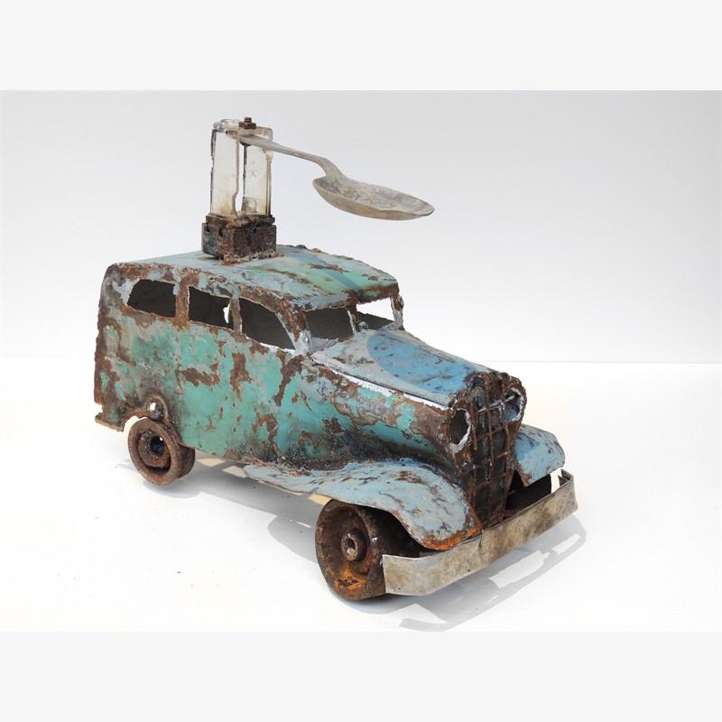 Nichos Series 5: Carro