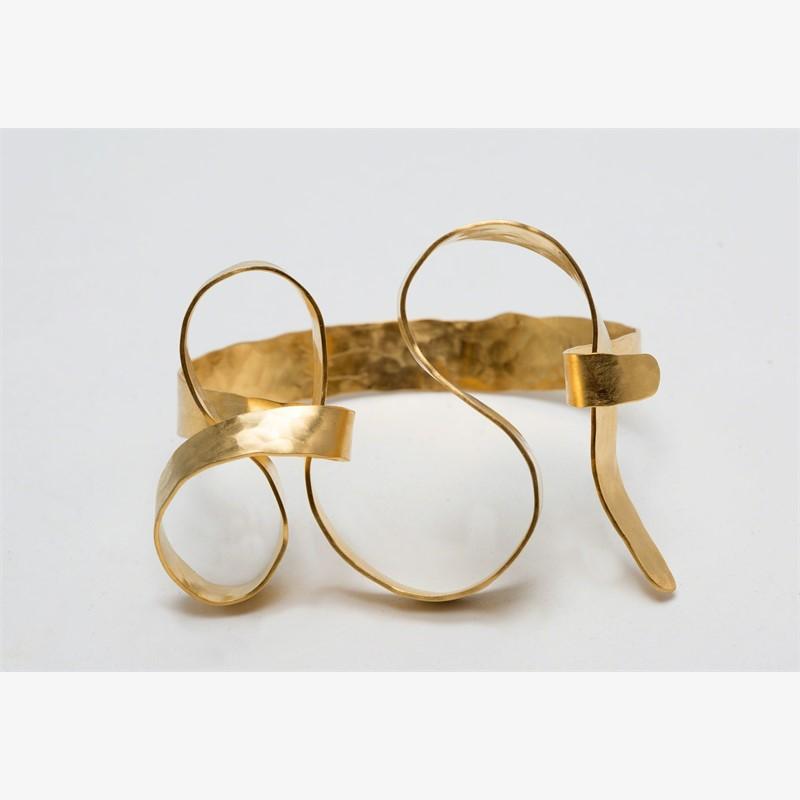 """""""Meanders"""" Bracelet, 2016"""