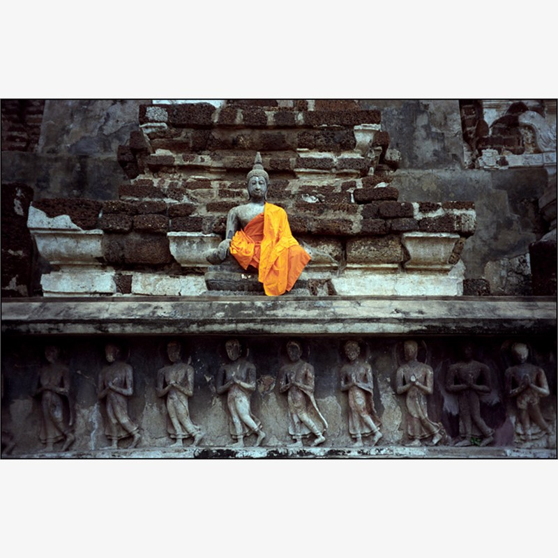Buddha, 2007