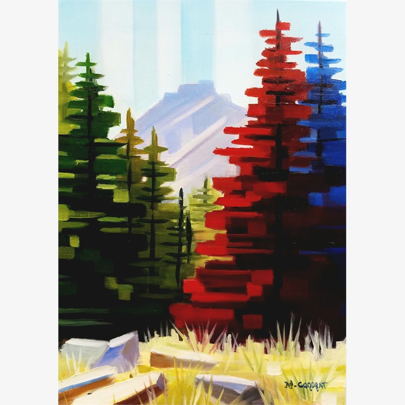 Solitude Pines