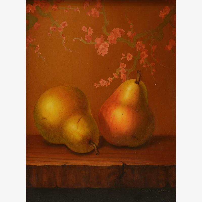 Pears #2, 2019