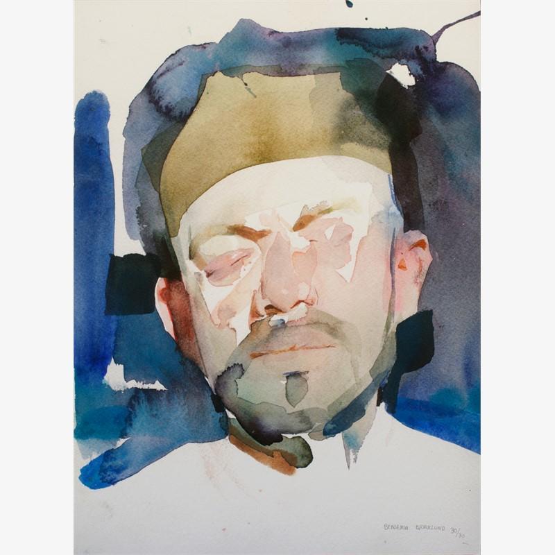 Portrait of Nicolas Uribe (27/30), 2018