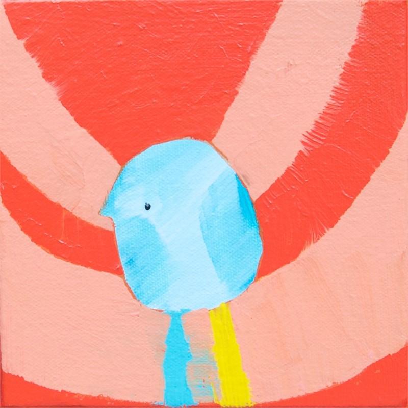 Small Blue Chick II