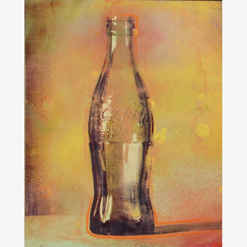 Coca Cola (Sunrise Yellow)