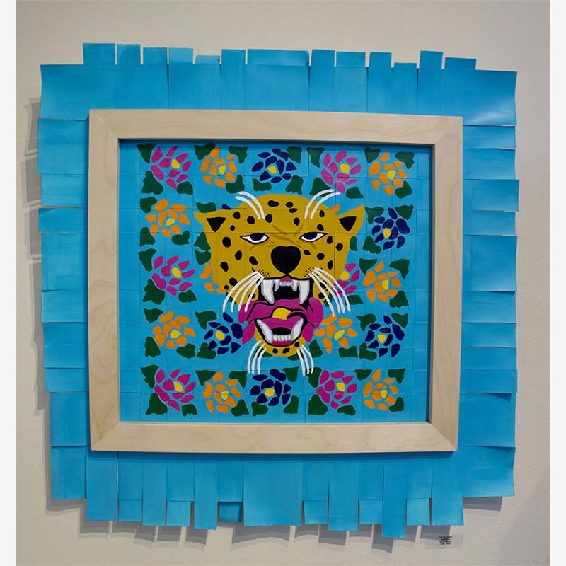 Las flores del jaguar - Priscilla Dobler