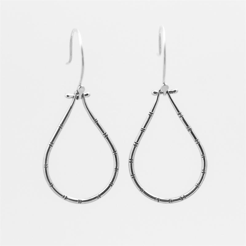 Short Nopal Earrings