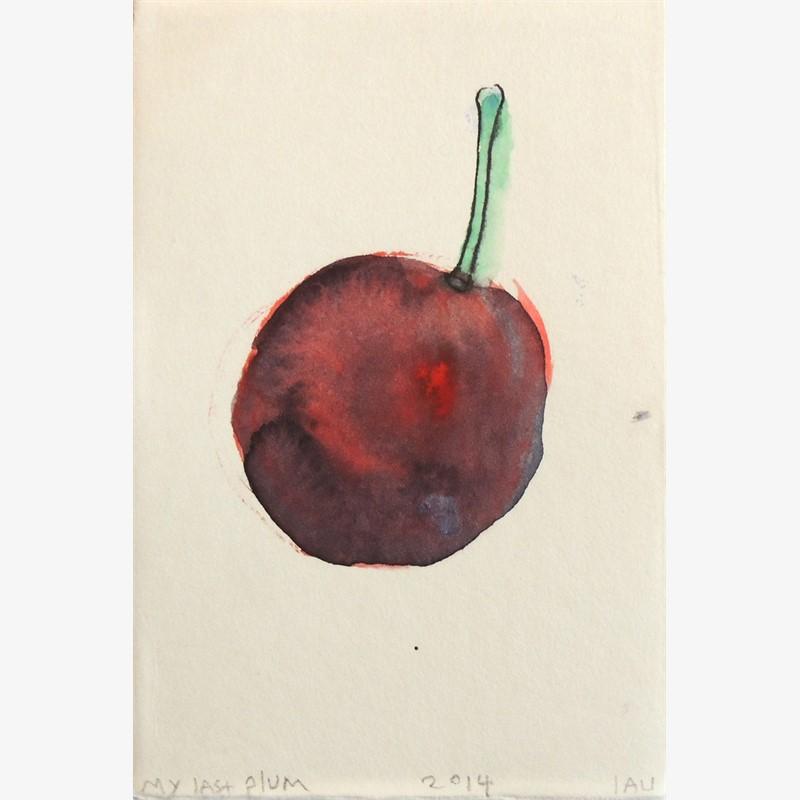my last plum, 2014