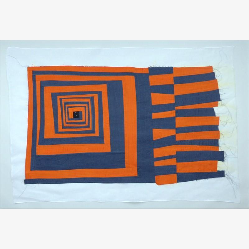 Margaret Chodos-Irvine, New Flag for Interesting Times