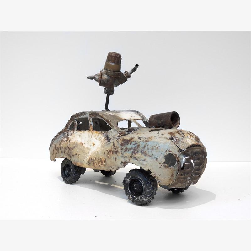 Nichos Series 6: Carro