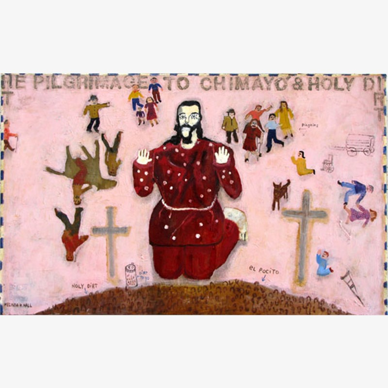 The Pilgrimage to Chimayo & Holy Dirt