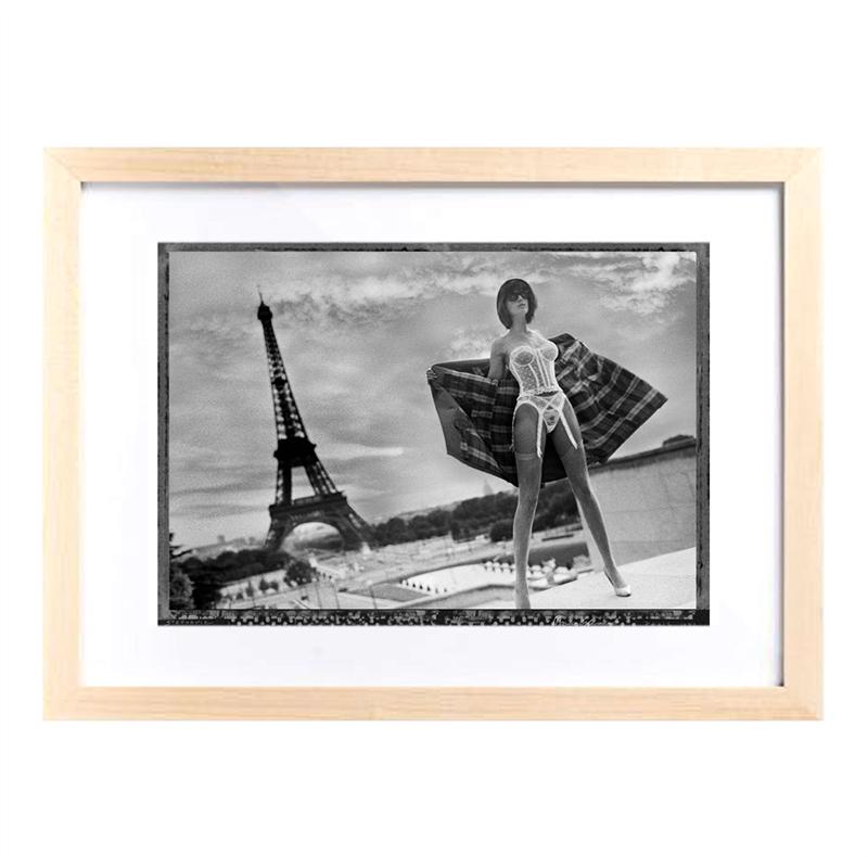 Stephanie Seymour (Paris) (1/25), 1982