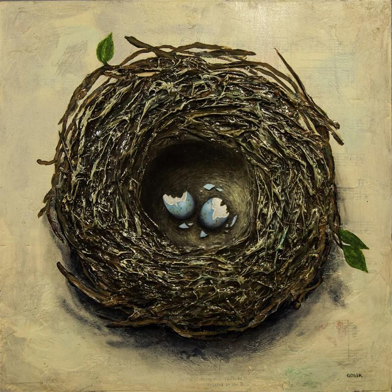 Bird's Nest 2, 2018