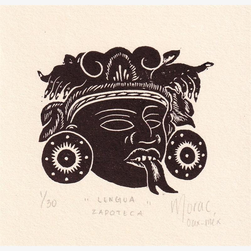 Lengua Zapoteca (1/30), 2020