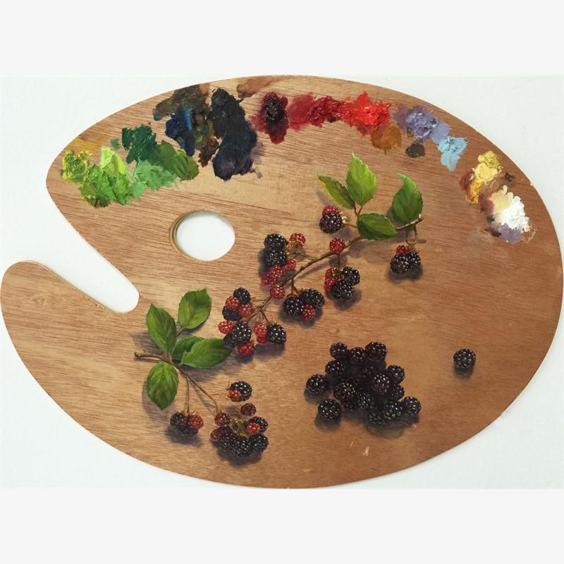 Chilean Blackberries