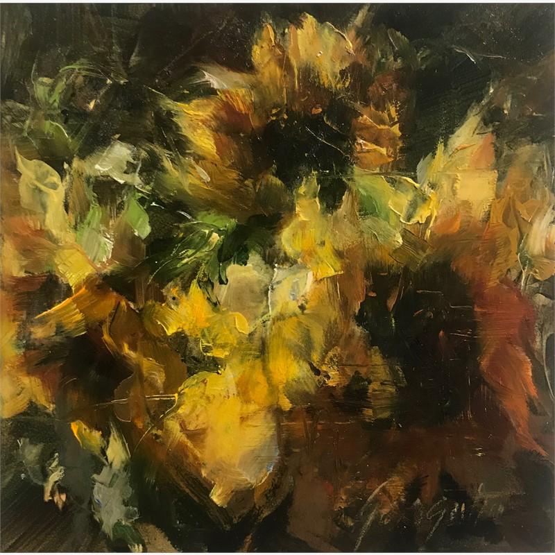 Sunflowers 1, 2019