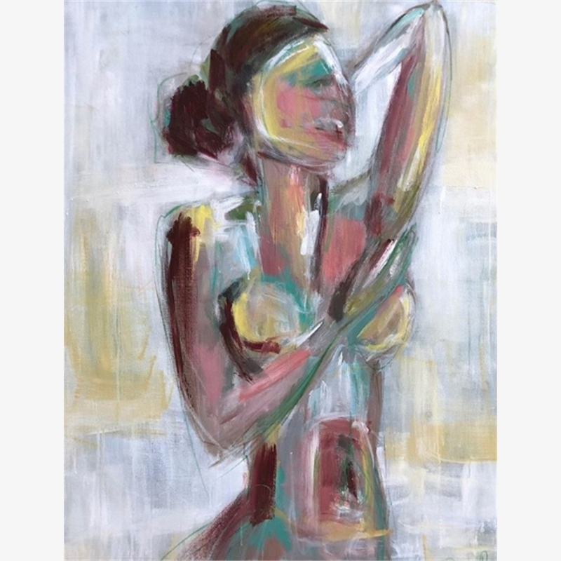 Yellow in Nude, 2019