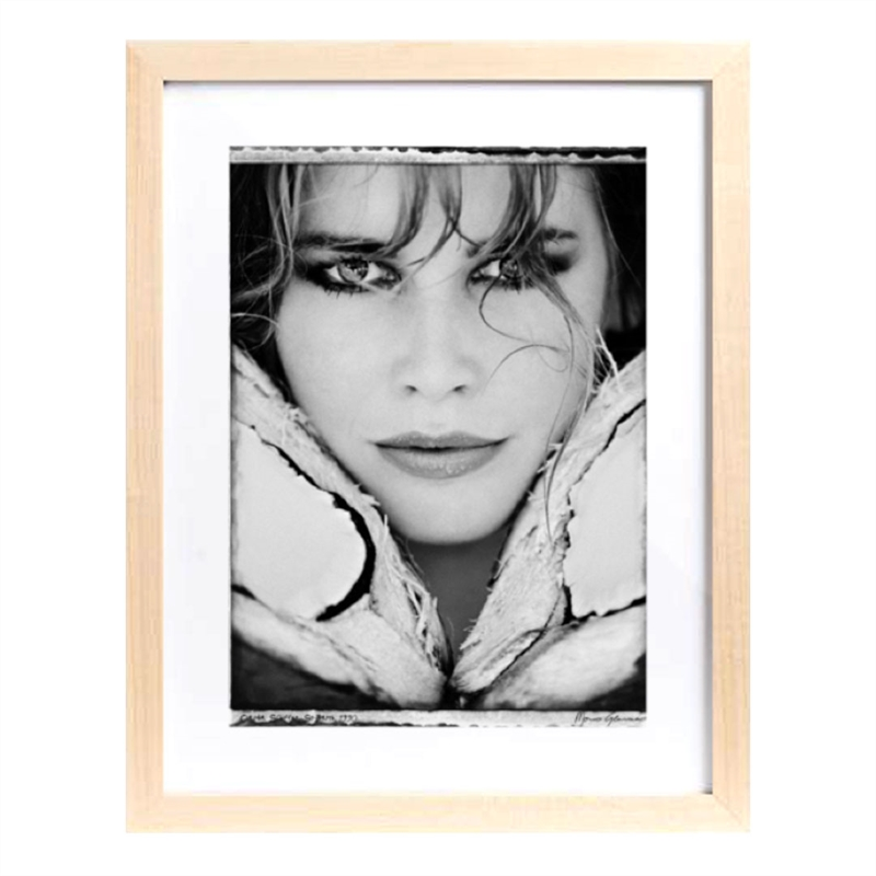 Claudia Schiffer (St Barth) (1/7), 1990