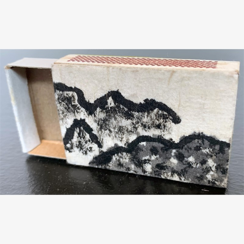 Mountain Visions matchbox 1, 2010