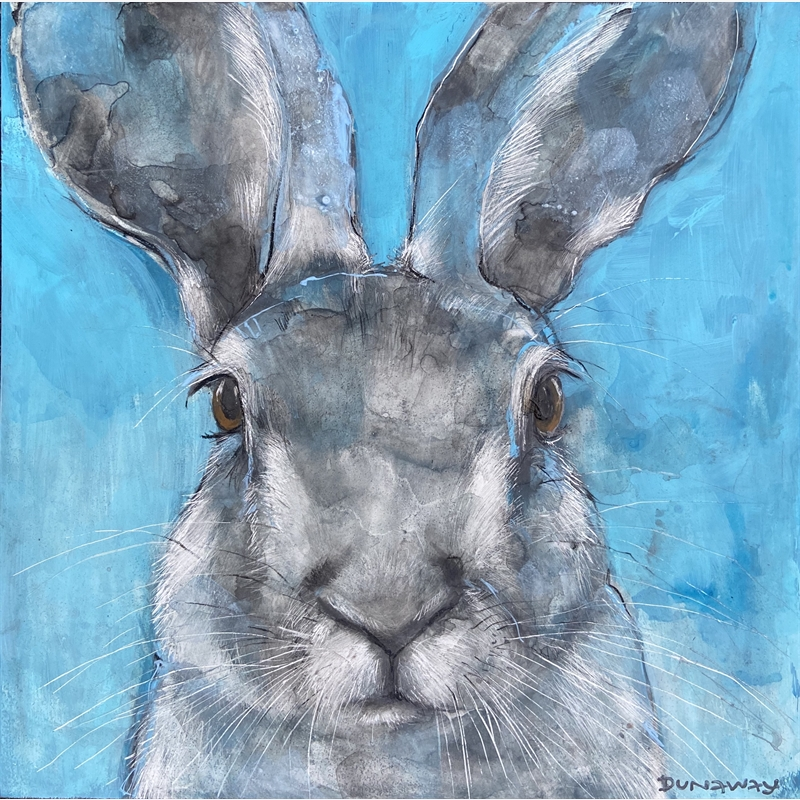 Blue Hare Knows, 2019