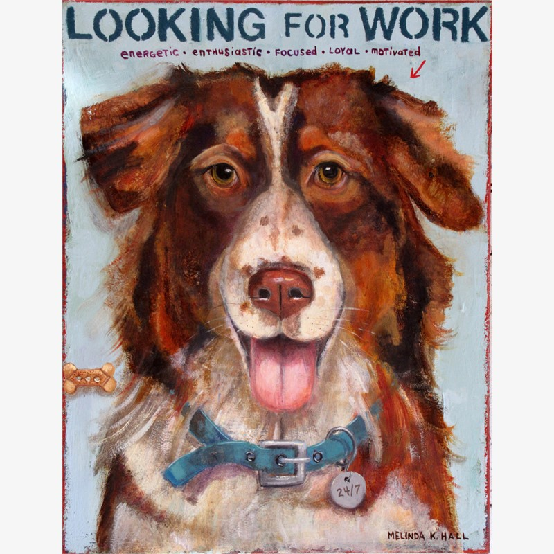 Looking For Work, 2019