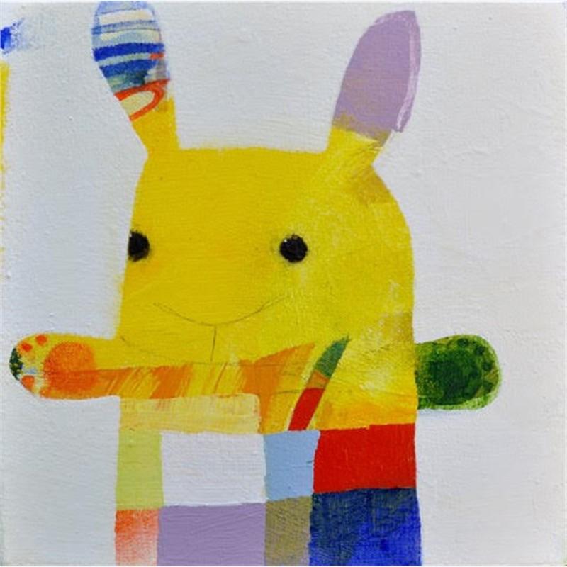 Yellow Bunny, 2019