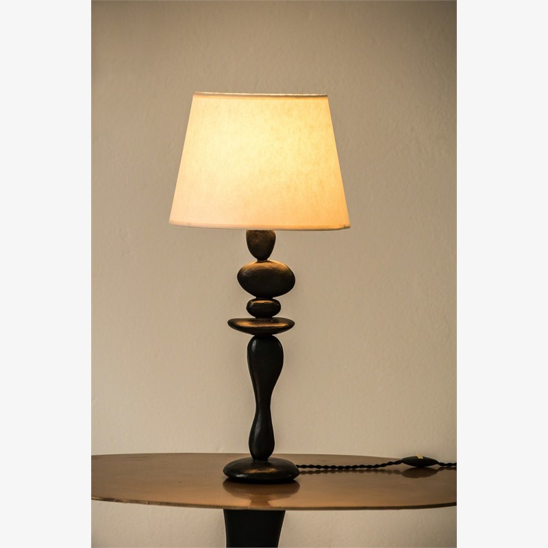 """Grande Menine"" Table lamp  by Jacques Jarrige"