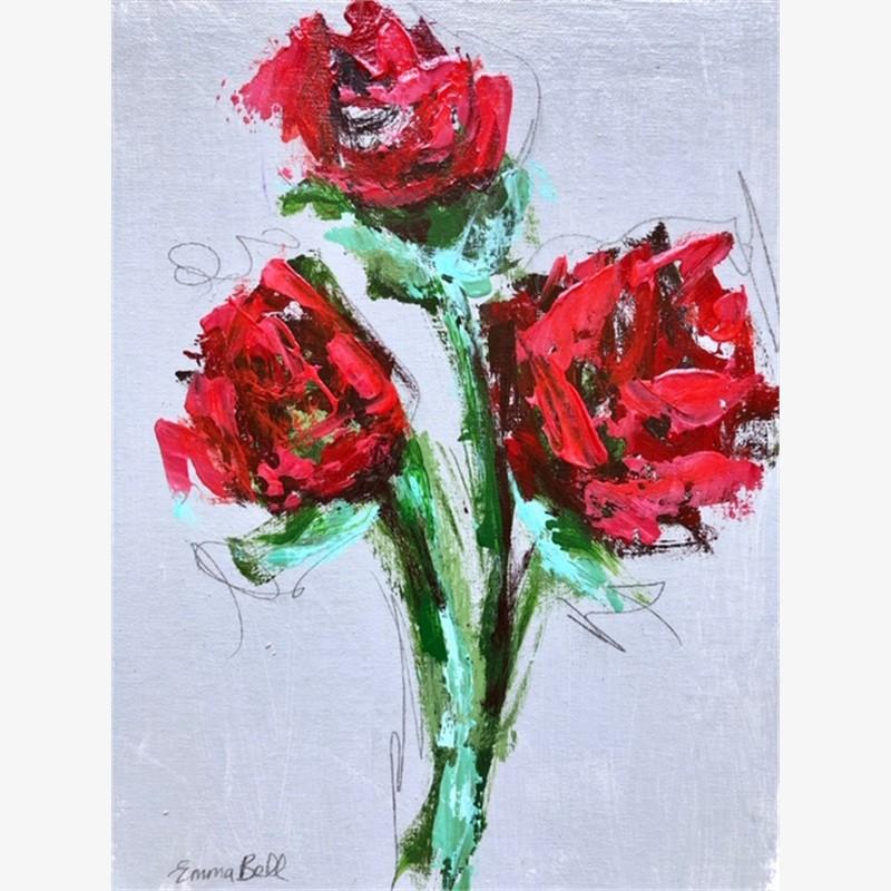 Valentine Roses #4, 2019