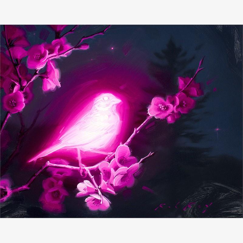 Bioluminescence Compassion II