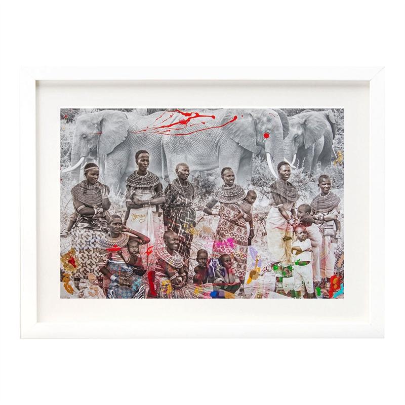 Samburu Family (1/9), 2019