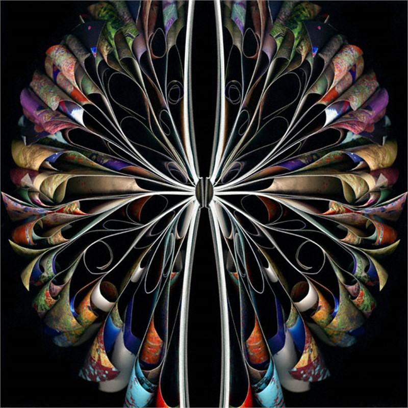 Kaleidoscope (3/25), 2007