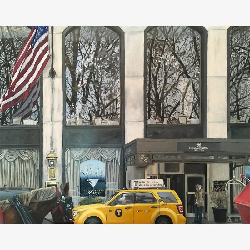The Parklane Hotel, NYC