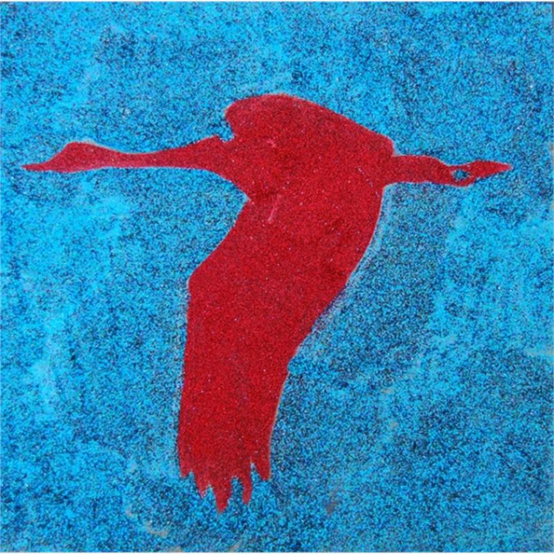 Red Bird - SOLD, 2014