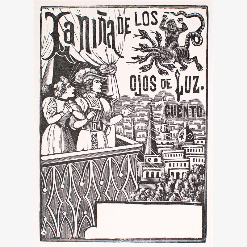 La Nina Del Los Ojos de Luz, ca. 1880-1910