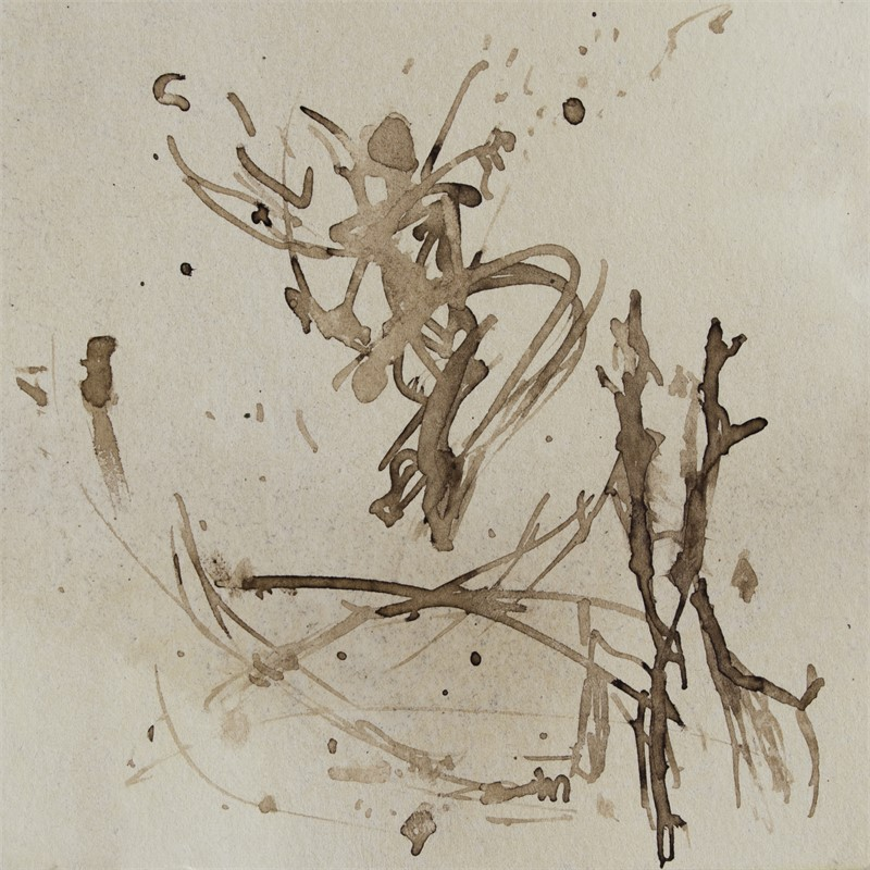 Steps in Sepia Series 3, SOLD, 2017