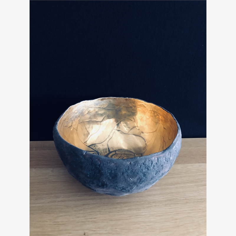 Bowl in ceramic , 2019