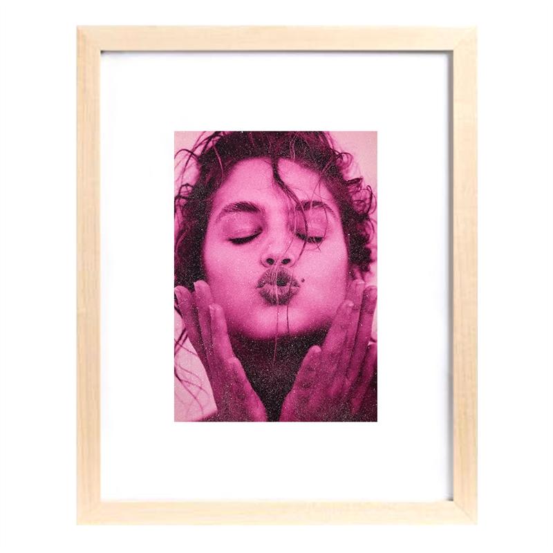 Cindy Kiss (Pink) (1/25), 1991
