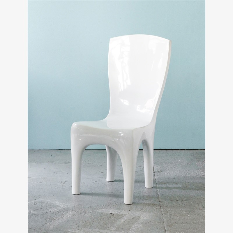 """Toro"" Chair by Jacques Jarrige"