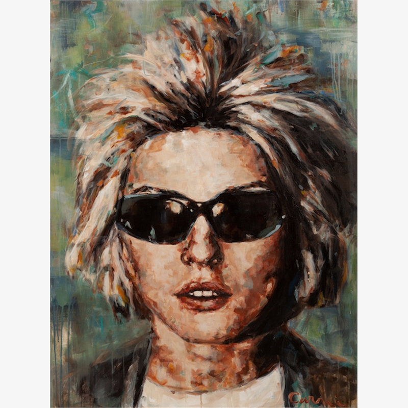 Debbie Harry 12x16 Print 1, 2019