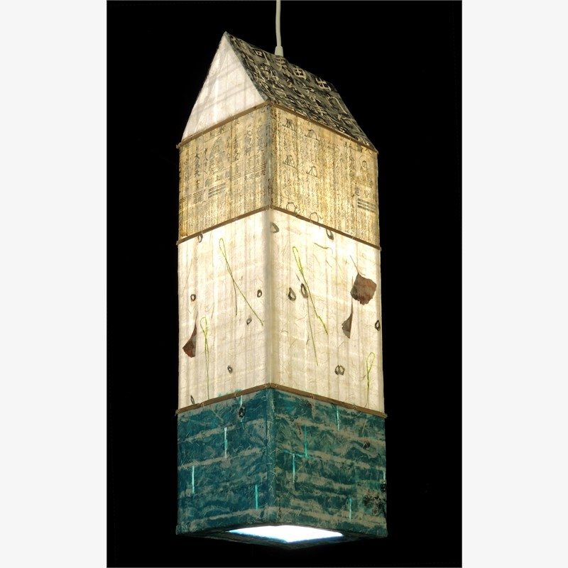 Gingko Water Spirit House Lantern