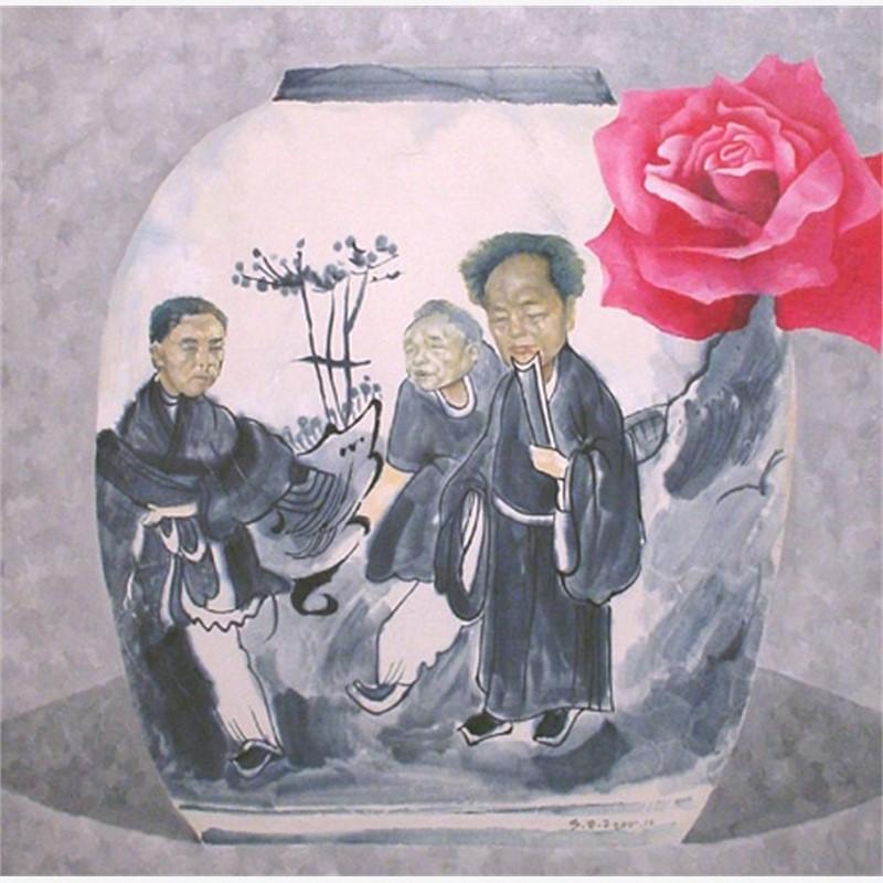 Vase series #5, 2002