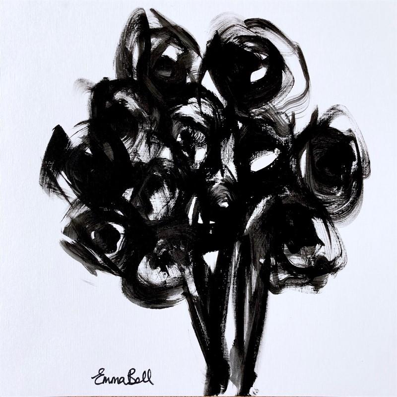 Black & White A Dozen Roses, 2018