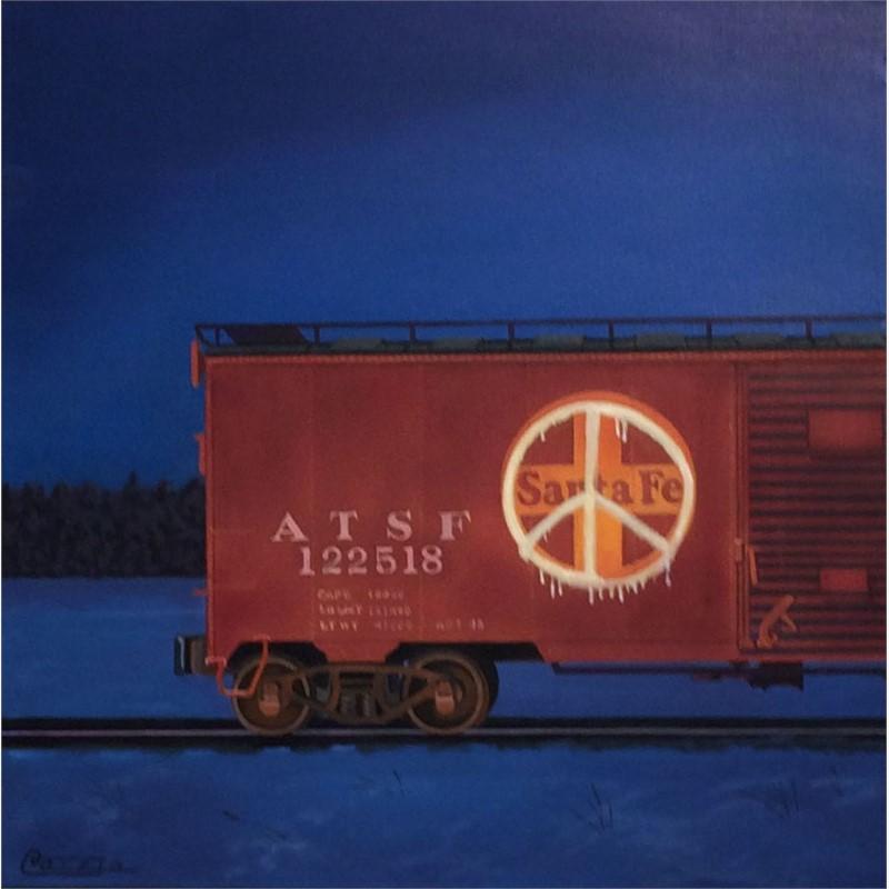 Peace Train, 2018