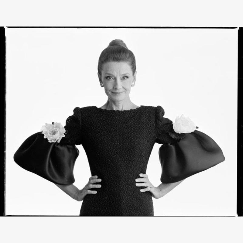 Audrey Hepburn (1/12)