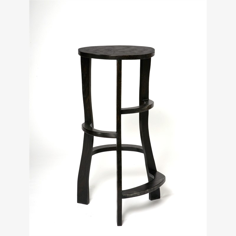 """Meanders"" Bar stool   , 2013"
