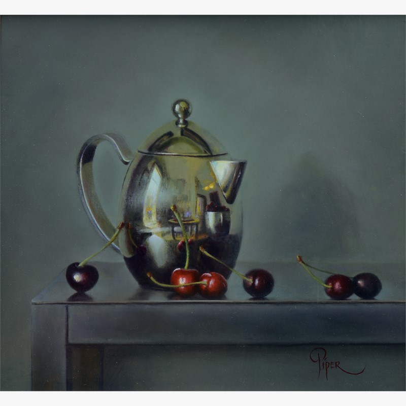 Cherries and Tea